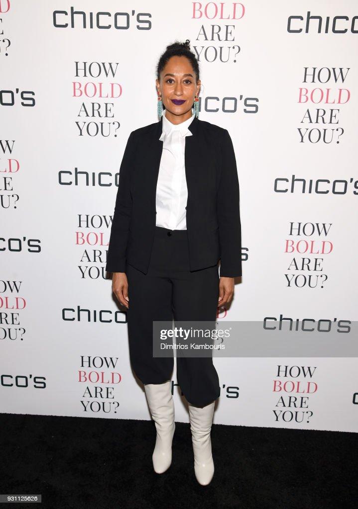 Chico's #HowBoldAreYou NYC Event