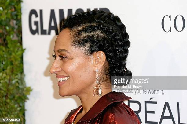 Actress Tracee Ellis Ross attends Glamour Women Of The Year 2016 at NeueHouse Hollywood on November 14 2016 in Los Angeles California