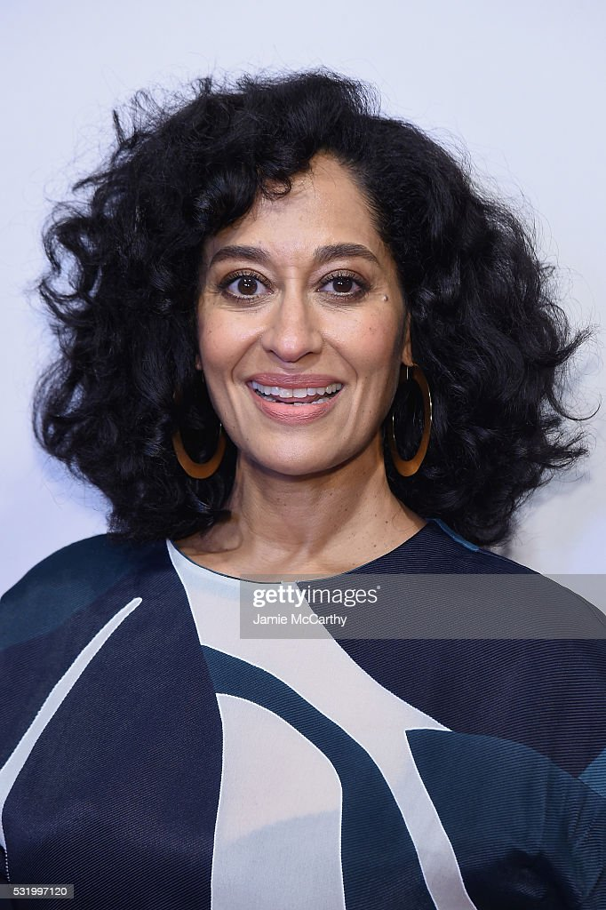 Actress Tracee Ellis Ross attends the 2016 ABC Upfront at David Geffen Hall on May 17, 2016 in New York City.