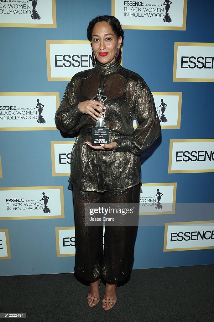 Actress Tracee Ellis Ross attends the 2016 ESSENCE Black Women In Hollywood awards luncheon at the Beverly Wilshire Four Seasons Hotel on February 25, 2016 in Beverly Hills, California.