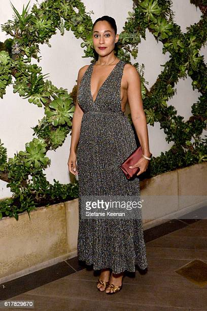 Actress Tracee Ellis Ross attends the 23rd Annual ELLE Women In Hollywood Awards at Four Seasons Hotel Los Angeles at Beverly Hills on October 24...