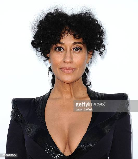 Actress Tracee Ellis Ross attends the 47th NAACP Image Awards at Pasadena Civic Auditorium on February 5 2016 in Pasadena California