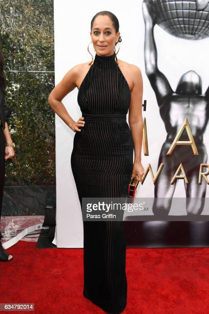 Actress Tracee Ellis Ross attends the 48th NAACP Image Awards at Pasadena Civic Auditorium on February 11 2017 in Pasadena California