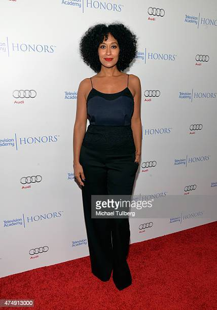 Actress Tracee Ellis Ross attends the 8th Annual Television Academy Honors at Montage Beverly Hills on May 27 2015 in Beverly Hills California