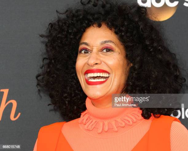 Actress Tracee Ellis Ross attends the ABC's 'Blackish' FYC event at The Television Academy on April 12 2017 in Los Angeles California