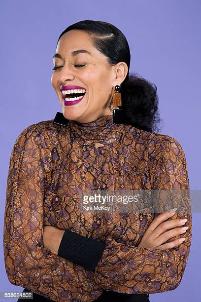 Actress Tracee Ellis Ross is photographed for Los Angeles Times on May 25 2016 in Los Angeles California PUBLISHED IMAGE CREDIT MUST READ Kirk...