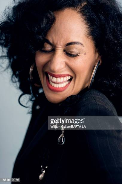 Actress Tracee Ellis Ross poses for a portrait BBC America BAFTA Los Angeles TV Tea Party 2017 at the The Beverly Hilton Hotel on September 16 2017...
