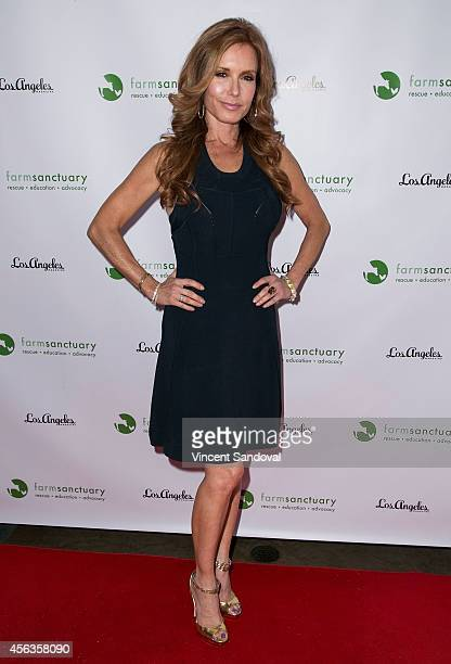 Actress Tracey Bregman attends 'The Conscientious Table' event at Crossroads Kitchen on September 29 2014 in Los Angeles California