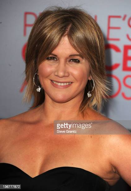 Actress Tracey Gold arrives at the People's Choice Awards 2012 at Nokia Theatre LA Live on January 11 2012 in Los Angeles California