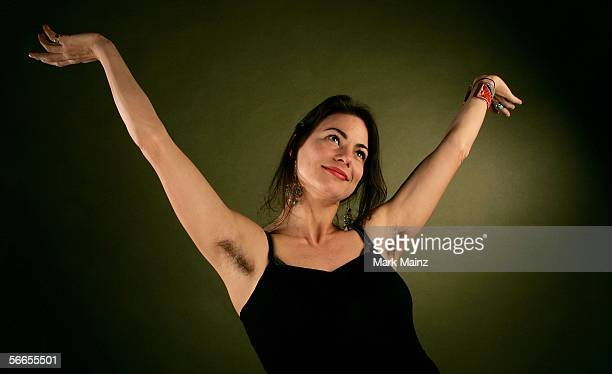 Actress Traci Dinwiddie from the film Find Love poses for a portrait at the Getty Images Portrait Studio during the 2006 Sundance Film Festival on...