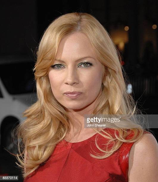 Actress Traci Lords arrives to the Weinstein Co premiere of Zack Miri Make A Porno at Grauman's Chinese Theatre on October 20 2008 in Hollywood...