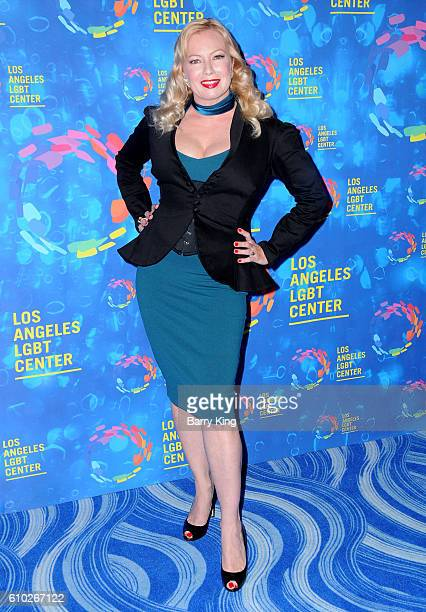 Actress Traci Lords attends Los Angeles LGBT Center's 47th Anniversary Gala at Pacific Design Center on September 24 2016 in West Hollywood California