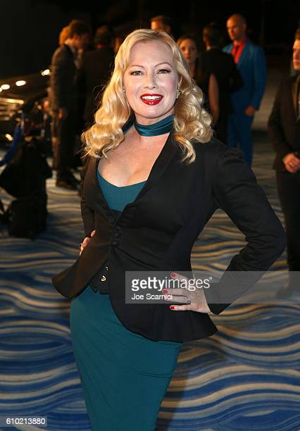 Actress Traci Lords attends the Los Angeles LGBT Center 47th Anniversary Gala Vanguard Awards at Pacific Design Center on September 24 2016 in West...