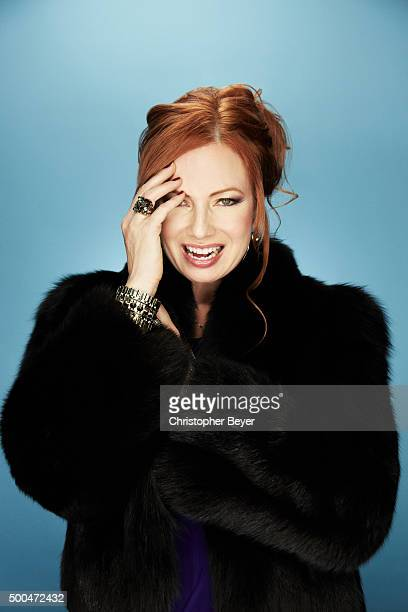 Actress Traci Lords is photographed at the Sundance Film Festival for Entertainment Weekly Magazine on January 21 2012 in Park City Utah
