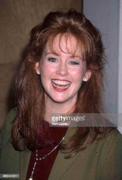 Actress Tracy Griffith attends Another Day in Paradise Beverly Hills Premiere on December 13 1998 at the WGA Theatre in Beverly Hills California