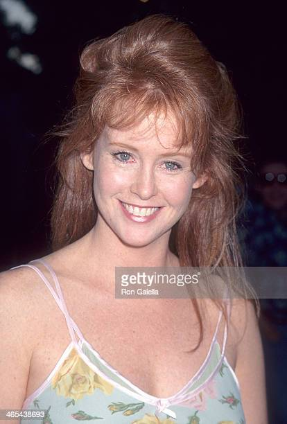 Actress Tracy Griffith attends the ABC Summer TCA Press Tour on July 20 1995 at the RitzCarlton Hotel in Pasadena California