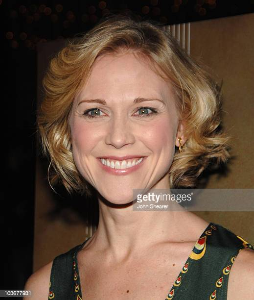 Actress Tracy Middendorf arrives to the premiere of 'Just Add Water' at the Directors Guild of America on March 18 2008 in Hollywood California
