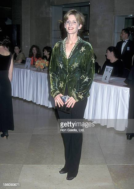 Actress Tracy Nelson attends the St Jude Children's Research Hospital Benefit Gala on March 5 1998 at Beverly Hilton Hotel in Beverly Hills California