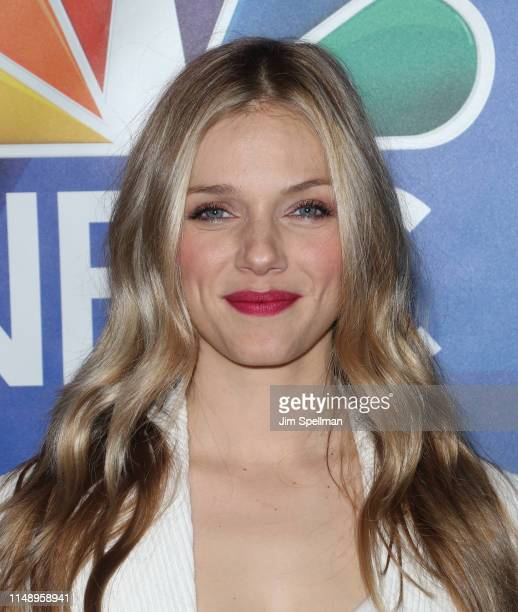 Actress Tracy Spiridakos attends the NBC 2019/20 Upfront at Four Seasons Hotel New York on May 13 2019 in New York City