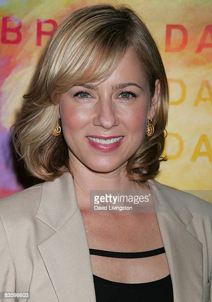 Actress Traylor Howard attends the 8th annual Discovery Award Dinner at The Beverly Hills Hotel on November 6 2008 in Beverly Hills California