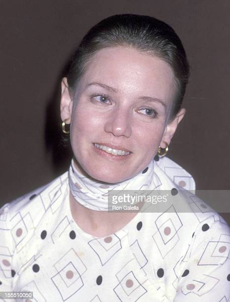 Actress Trish Van Devere attends the Movie Movie Premiere Party on November 20 1978 at Excelsior Club in New York City