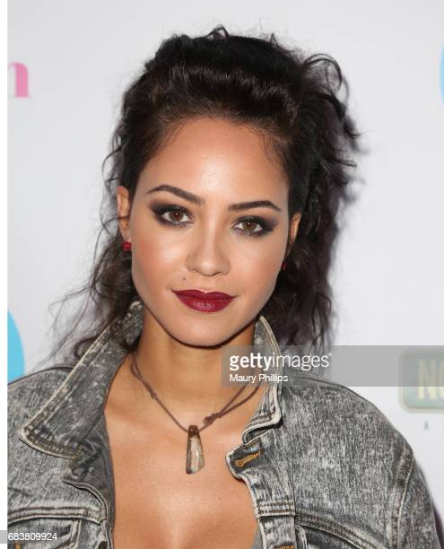 Actress Tristin Mays attends the Women of Influence Dinner at Xen Lounge on May 15 2017 in Studio City California