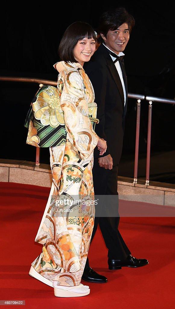 Tokyo International Film Festival 2015 Opening Ceremony : News Photo