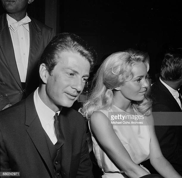 Actress Tuesday Weld attends an event in Los AngelesCA