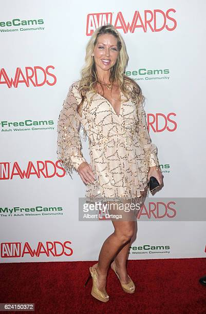 Actress Tylo Duran Arrives For The 2017 Avn Awards Nomination Party Held At Avalon On November