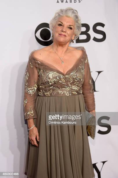 Actress Tyne Daly attends the 68th Annual Tony Awards at Radio City Music Hall on June 8 2014 in New York City