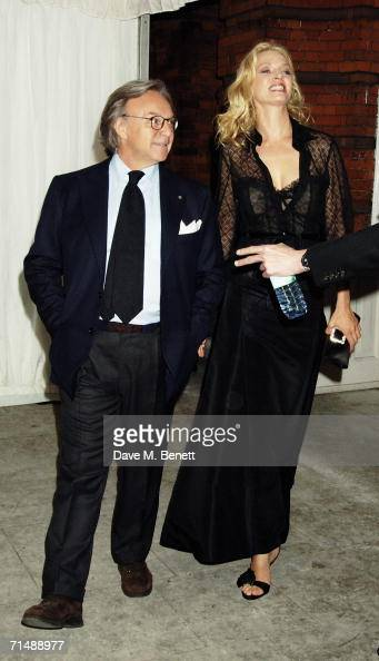 b1309403a1da Actress Uma Thurman and Diego Della Valle attend the store launch... News  Photo