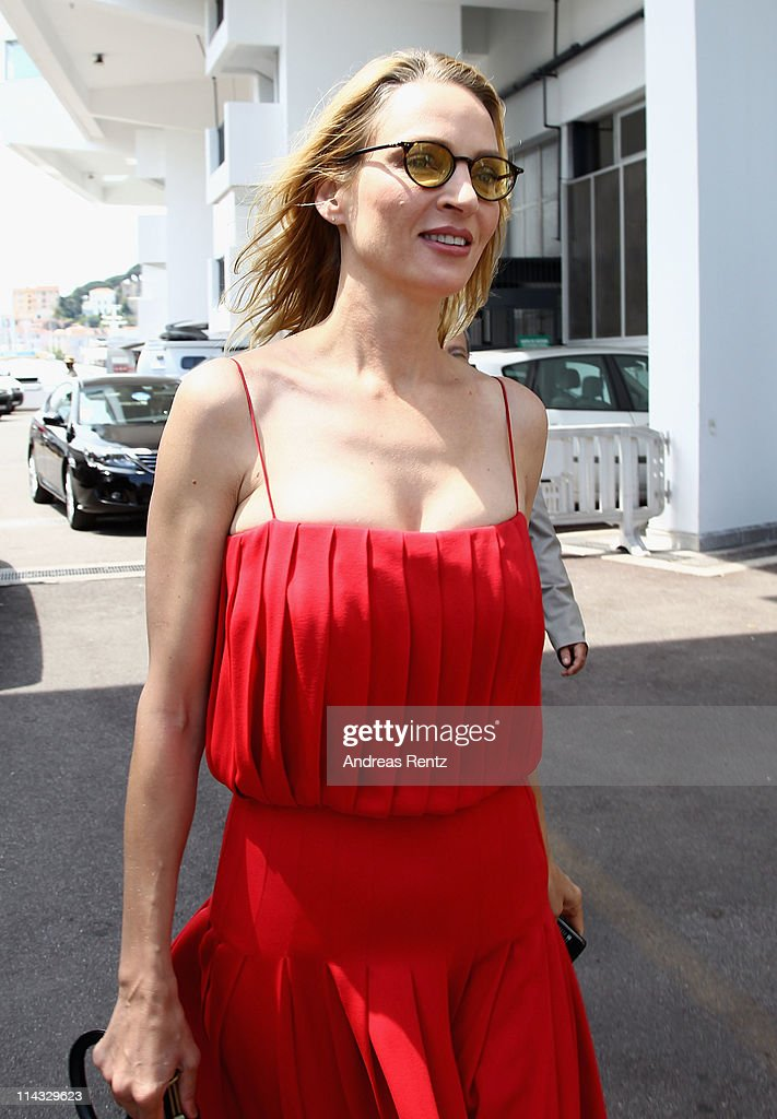 Celebrity Sightings - 64th Annual Cannes Film Festival