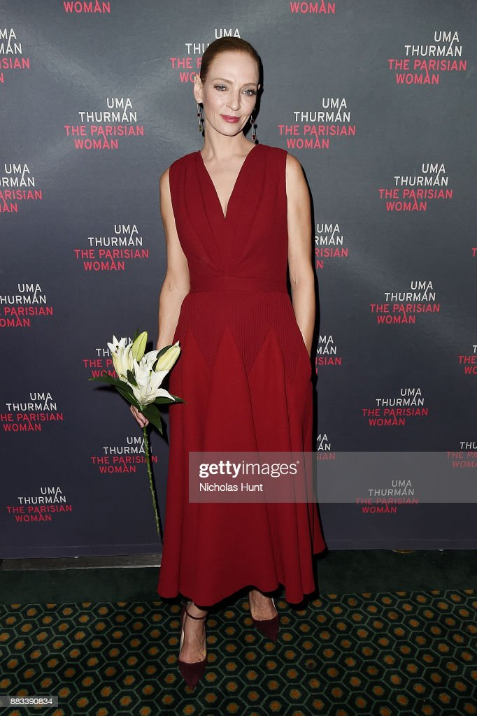 """The Parisian Woman"" Broadway Opening Night"