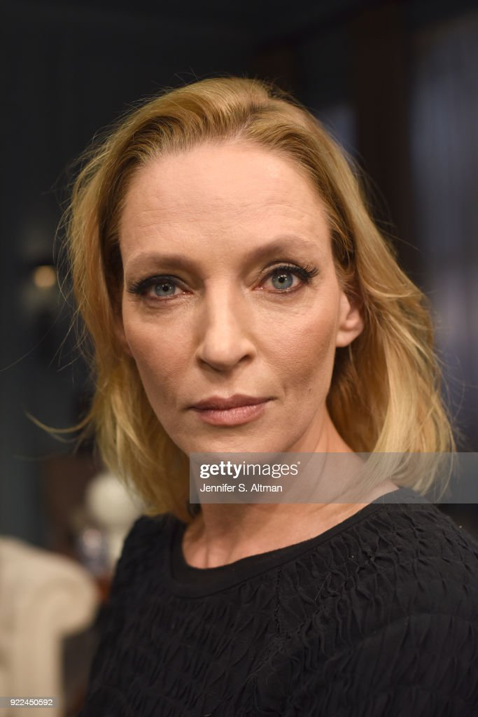 Uma Thurman, Boston Globe, November 23, 2017
