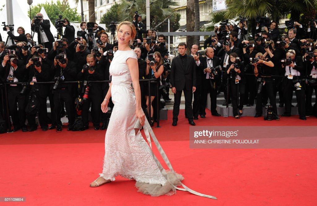 FRANCE-FILM-FESTIVAL-CANNES : Fotografia de notícias