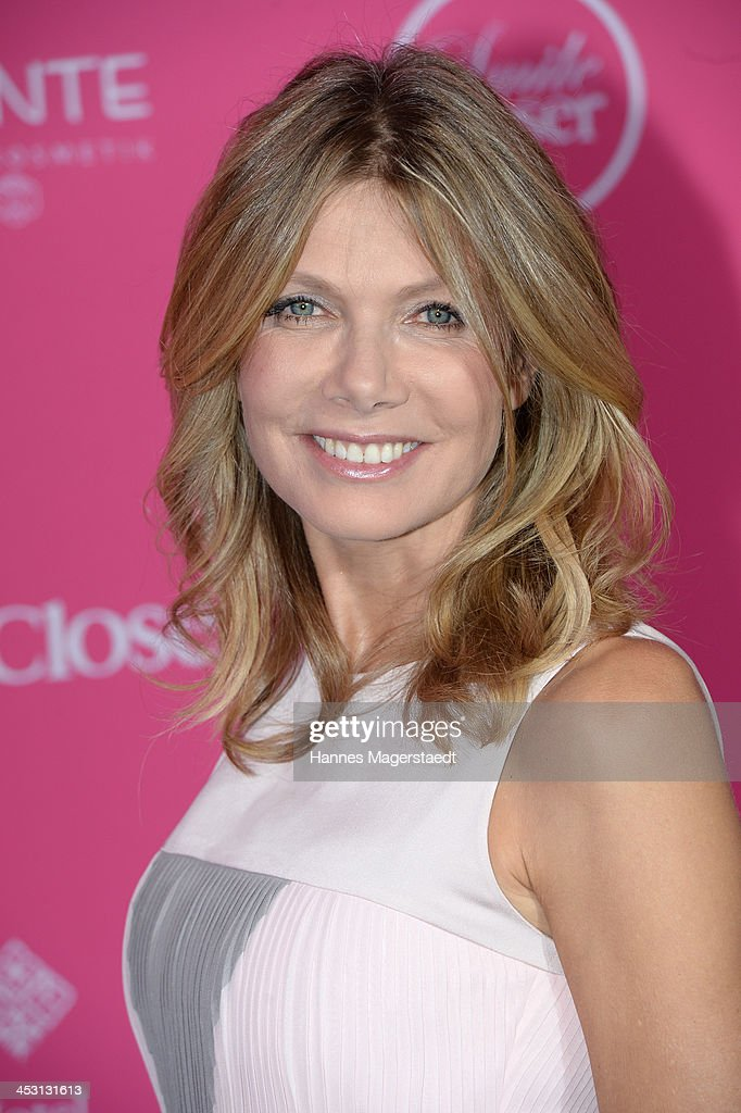 Actress Ursula Karven attends the Closer Charity Event SMILE at Hotel Vier Jahreszeiten on December 2, 2013 in Munich, Germany.