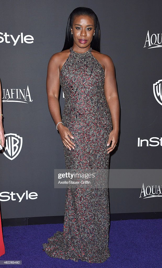 16th Annual InStyle and Warner Bros. Golden Globe After-Party - Arrivals