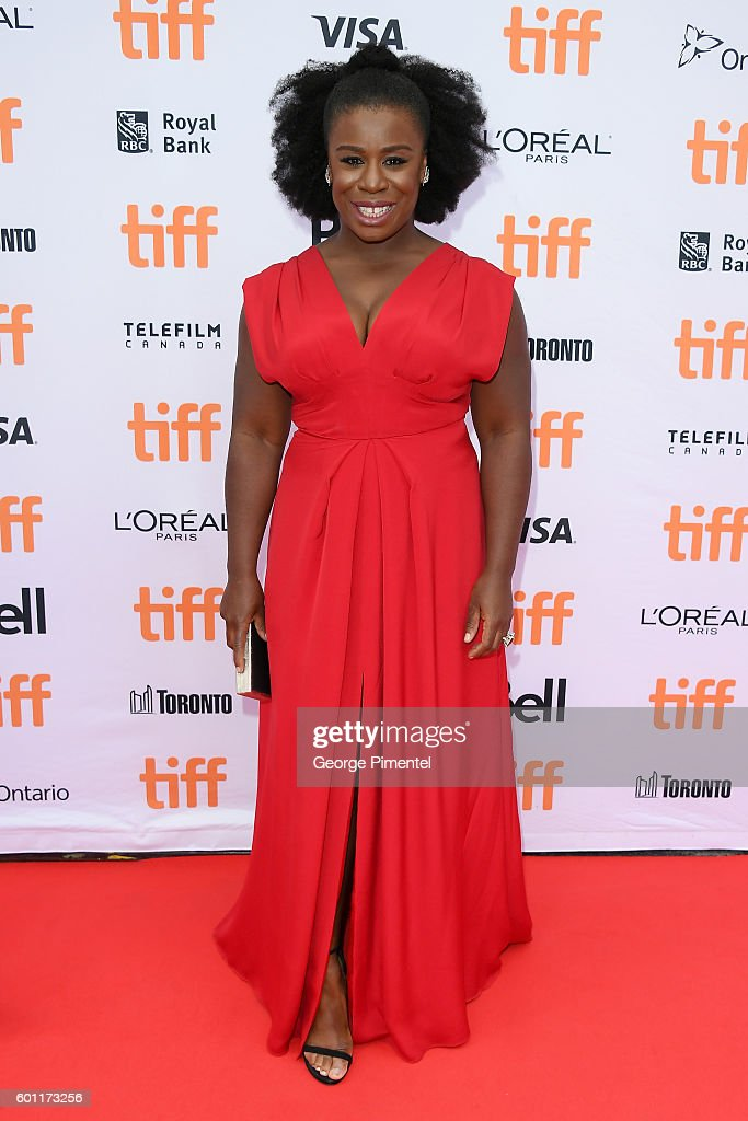 Actress Uzo Aduba attends the 'American Pastoral' during the 2016 Toronto International Film Festival premiere at Princess of Wales Theatre on September 9, 2016 in Toronto, Canada.