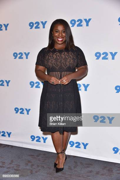 Actress Uzo Aduba attends the Orange is the New Black Season Five Debut Screening And Conversation at 92nd Street Y on June 12 2017 in New York City