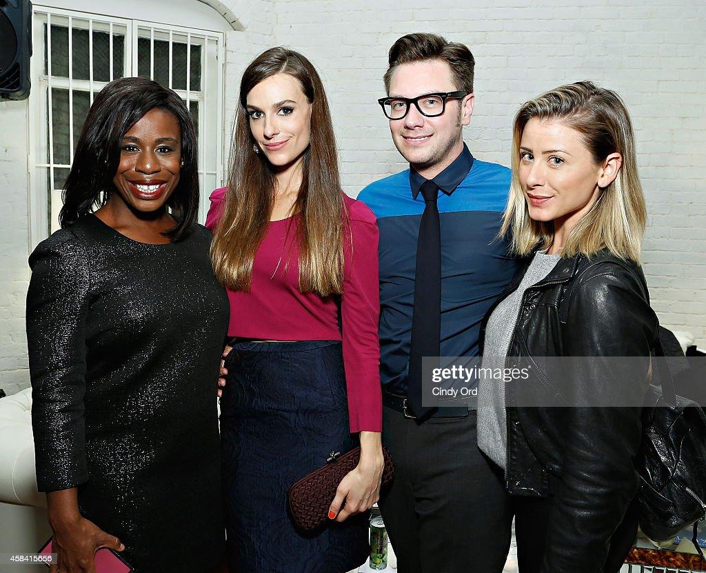 Ariana Rockefeller Pop-Up Shop Opening Reception : Foto jornalística