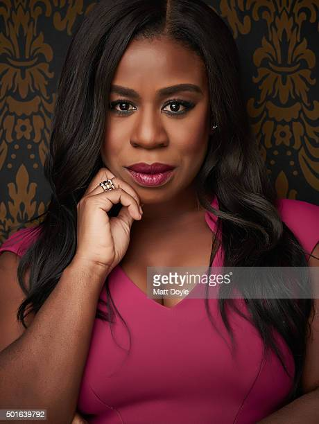 Actress Uzo Aduba is photographed for SAG Foundation on December 7 in New York City Credit must read Matt Doyle/SAG/Contour by Getty Images