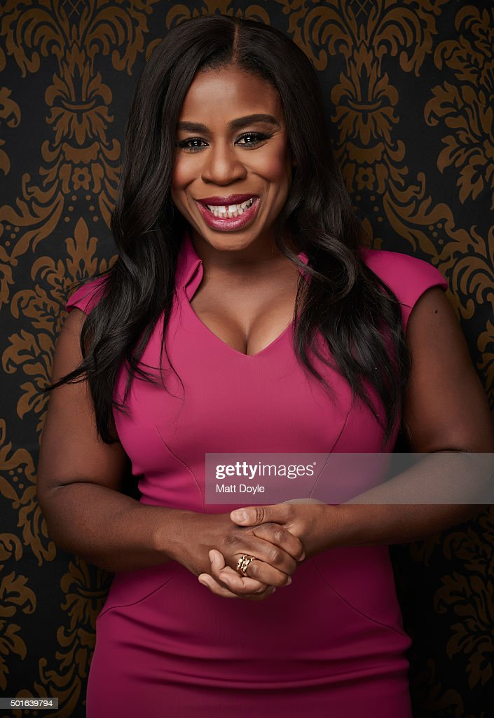 Uzo Aduba, SAG Foundation, December 7, 2015