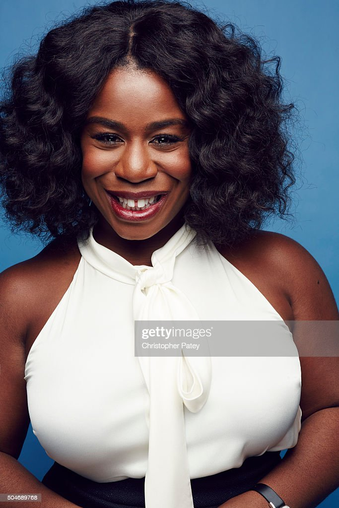 Actress Uzo Aduba poses for a portrait at the 2016 Film Independent Filmmaker Grant And Spirit Award Nominees Brunch on January 9, 2016 in Los Angeles, California.