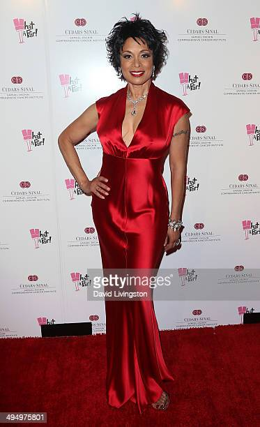 Actress Valarie Pettiford attends the 10th anniversary What A Pair benefit concert at the Saban Theatre on May 31 2014 in Beverly Hills California