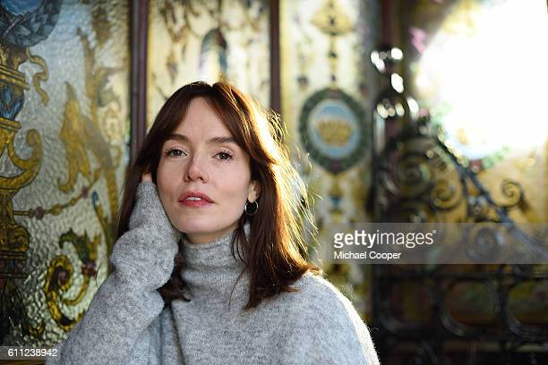 Actress Valene Kane poses during a portrait session on January 30 in Belfast Northern Ireland Kane has just landed a lead role in the new Star Wars...