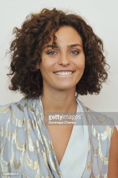 Actress Valentina Bardi attends the Sorelle Mai photocall at the Palazzo del Casino during the 67th Venice International Film Festival on September 8...