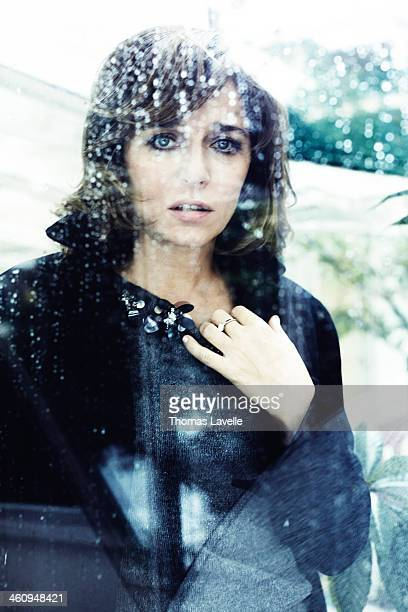Actress Valeria Golino is photographed for Self Assignment during the 8th Rome Film Festival on November 9 2013 in Rome Italy