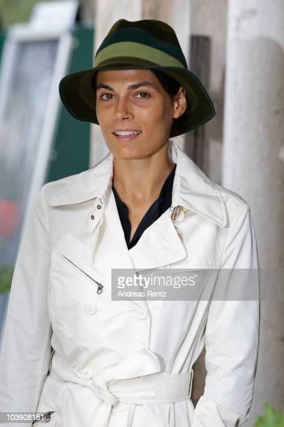 Actress Valeria Solarino attends the 67th Venice Film Festival on September 8 2010 in Venice Italy