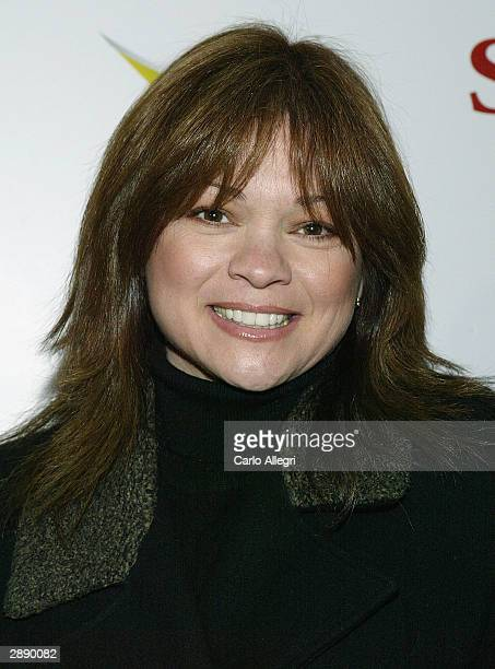 Actress Valerie Bertinelli arrives for the MGM Studios afterparty for the film 'Saved' which premiered at the 2004 Sundance Film Festival on January...
