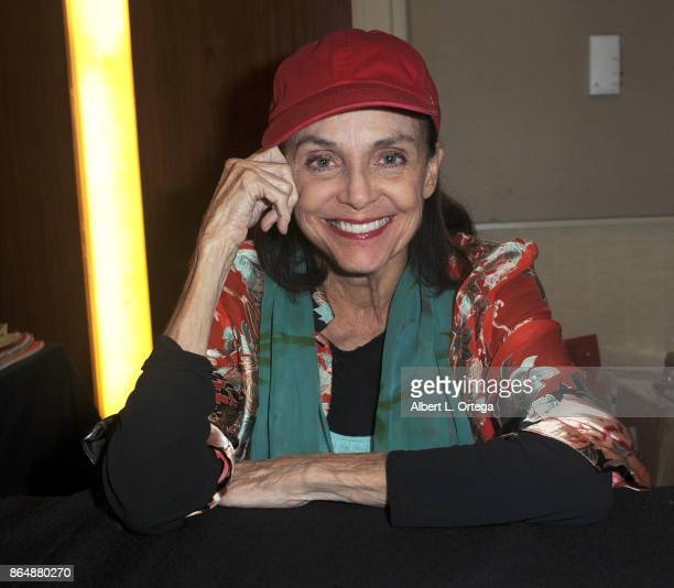 Actress Valerie Harper at The Hollywood Show held at Westin LAX Hotel on October 21 2017 in Los Angeles California